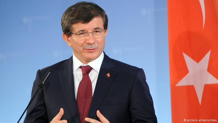 Erdogan names Davutoglu as new Turkey PM