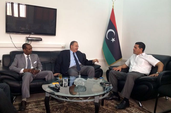 UN hopes Libya's new parliament to help end violence