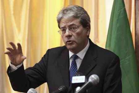Italian Minster Gentiloni opposes labeling Muslims as terrorists