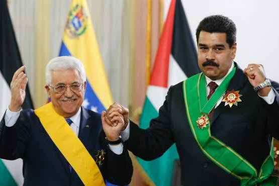 Venezuela to increase diplomat relations in Palestine to full embassy status