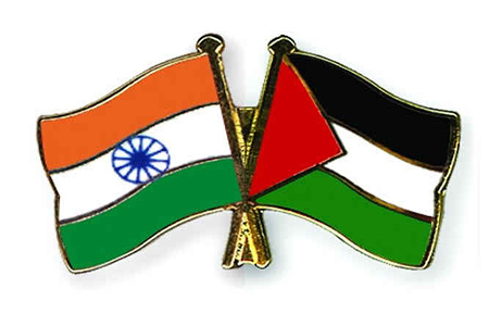India pushes support for Palestinian Authority