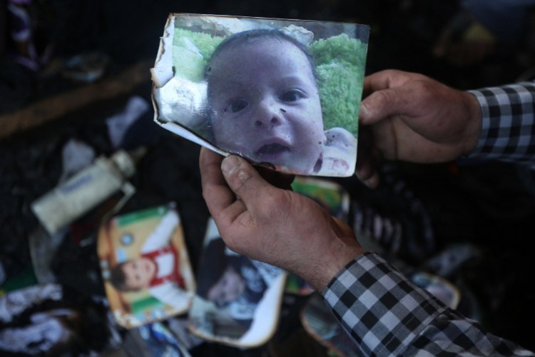 Mother of Palestinian baby killed in arson attack dies