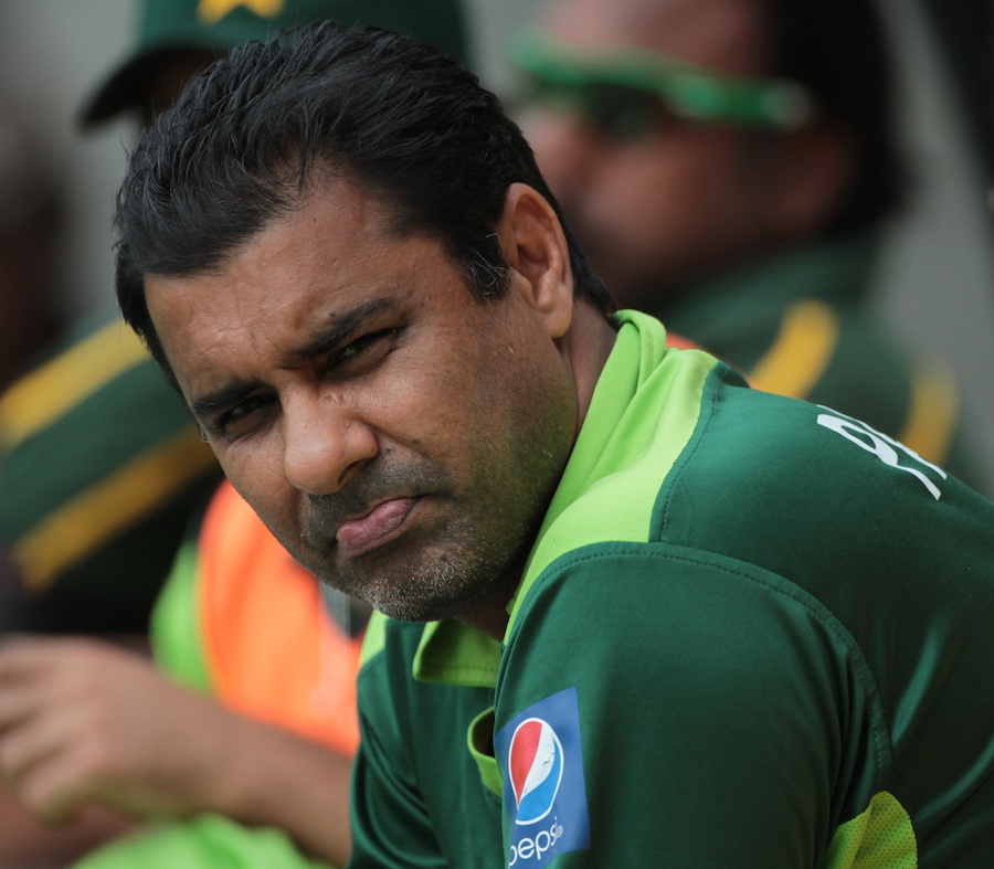 Waqar searches for pace in the team