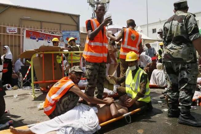 Tragic deaths of 717 Hajj pilgrims in Mecca stampede