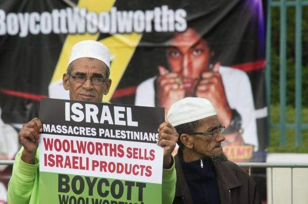 South Africa remains at forefront of global Israel boycott