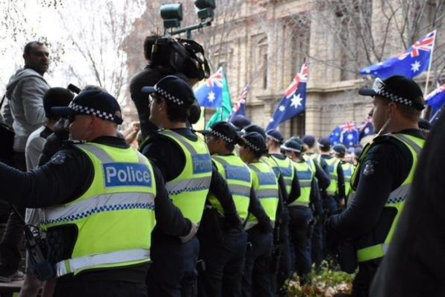 Australian police will guard mosques after warnings about anti Muslim protests