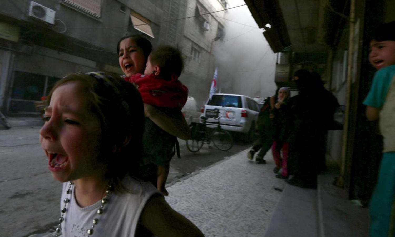 Its time for action on Syria's chemical weapons,not pointing fingers