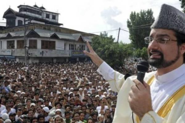 Kashmir Leader Mirwaiz to attend Eid function at Pakistan mission