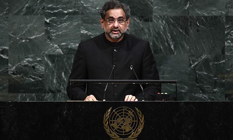Pakistan tells UN wont be scapegoat in Afghan war