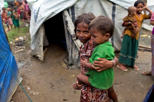 Myanmar targets Rohingya Muslims with new birth control law