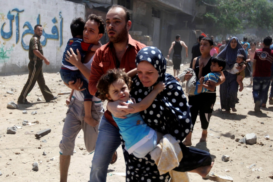 42 Palestinians killed by Israel since October 1