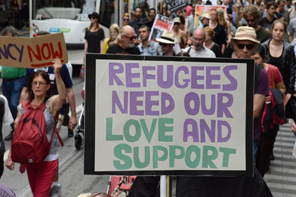 Australian Volunteers to help Syrian refugees settle