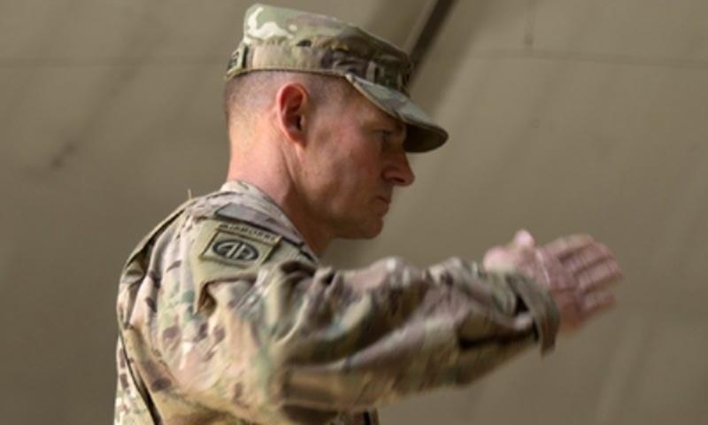 US commander says, IS fighting Taliban in Afghanistan