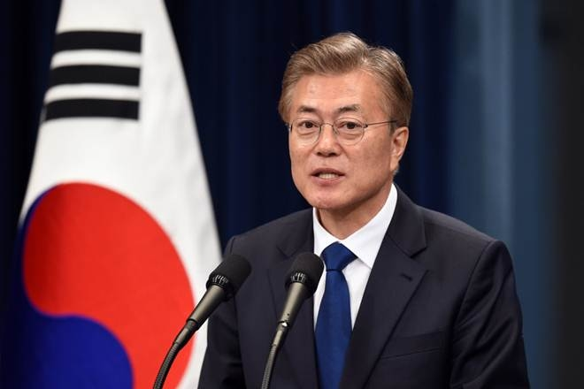 South Korea Moon seeks to normalize ties with China in first state visit
