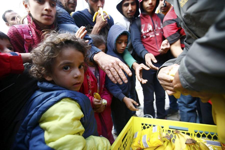 Hungarian Muslims open doors for Syrian refugees