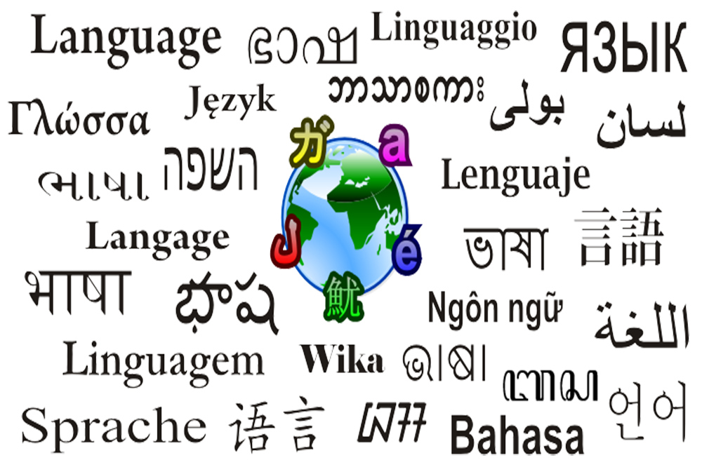 Arabic and Urdu among top four languages