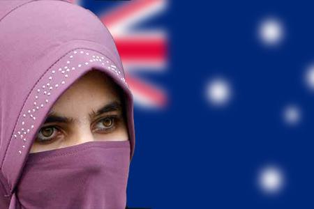 Ban the burqa organizer 'ignorant': Australian Muslim group said