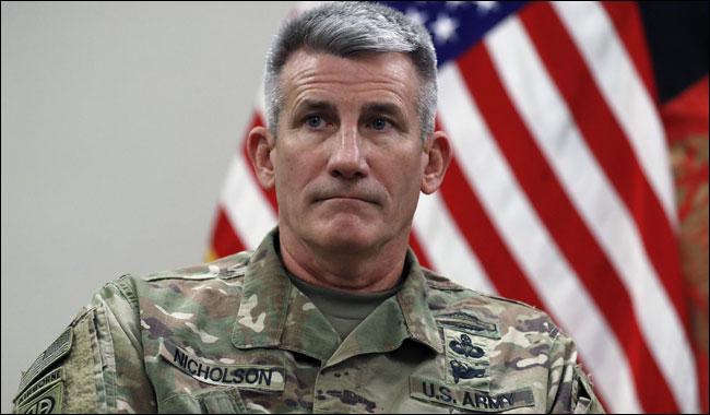 U.S. general sees no change in Pakistan behaviour despite Trump tough line