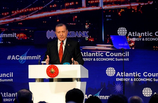 Turkish President urges Muslim unity against terrorism