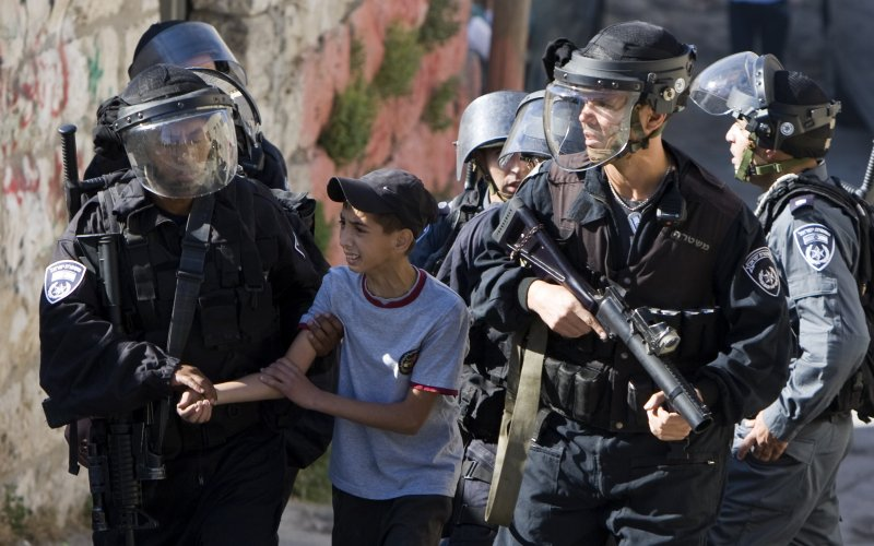 Israel kidnapped 1,000 Palestinian children in less than 2 months