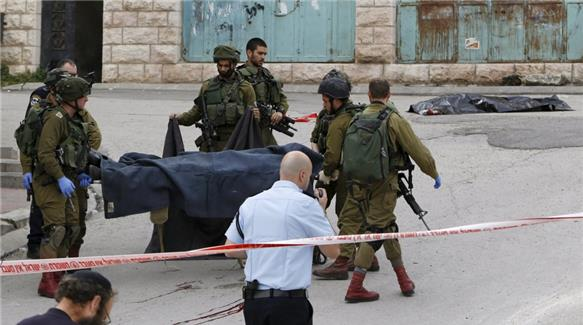 Outrage form UN over Israeli army execution of Palestinian