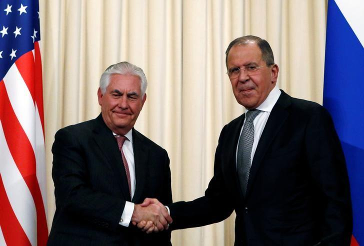 Russian foreign minister says US ready to continue talks