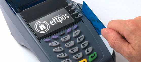 Electronic Funds Transfer at Point of Sale (EFTPOS) facility:PRESS RELEASE