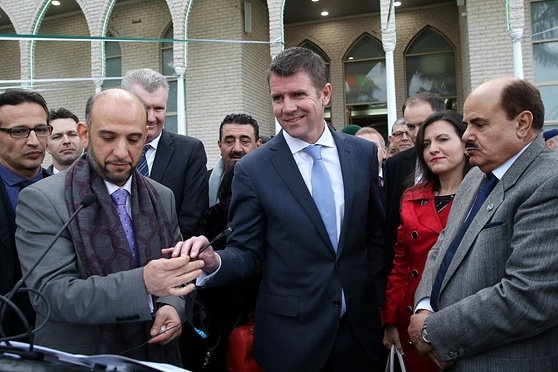 Muslim community shows more trust in Mike Baird than in Australian Prime Minster