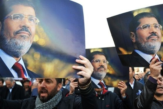 US Muslim organization terms Morsi verdict 'trial of democracy'