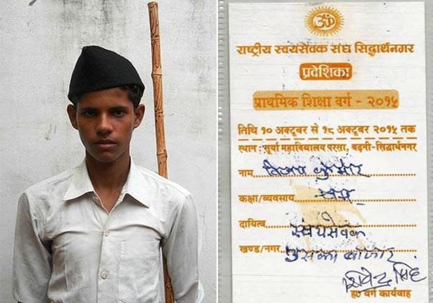 India: Muslim Man Alleges Son Taken to Hindu Camp