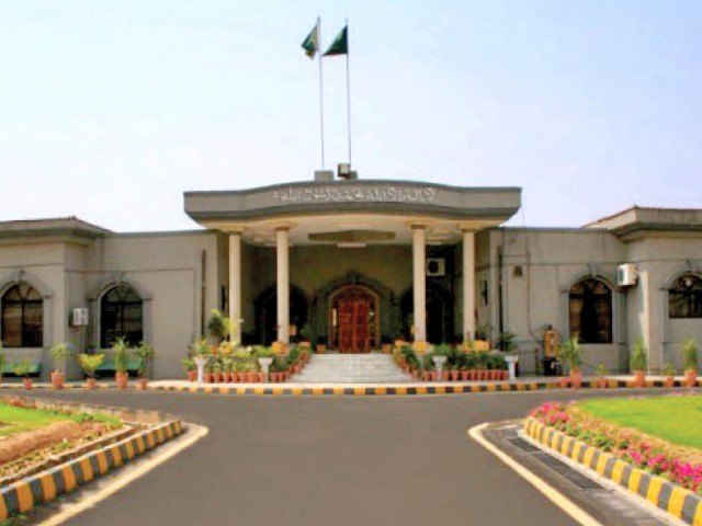 No lockdown, PTI can only hold sit-in at designated place: IHC