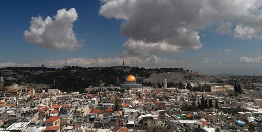 Israels land seizure risks peace process :EU