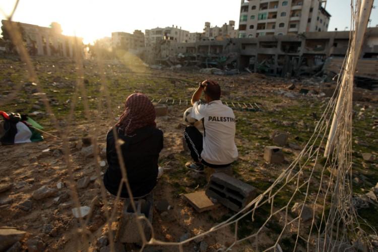 Turkey to build stadium in Gaza strip