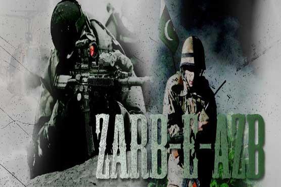Pakistan army kills 2,763 terrorists since 2014 in Waziristan tribal region