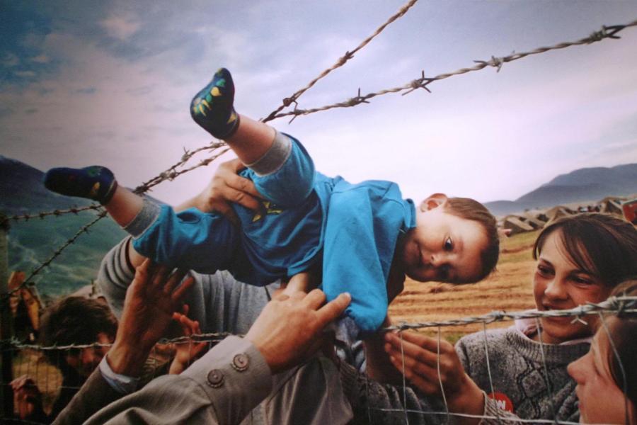 Australia Urged to settle more Syrian Refugees