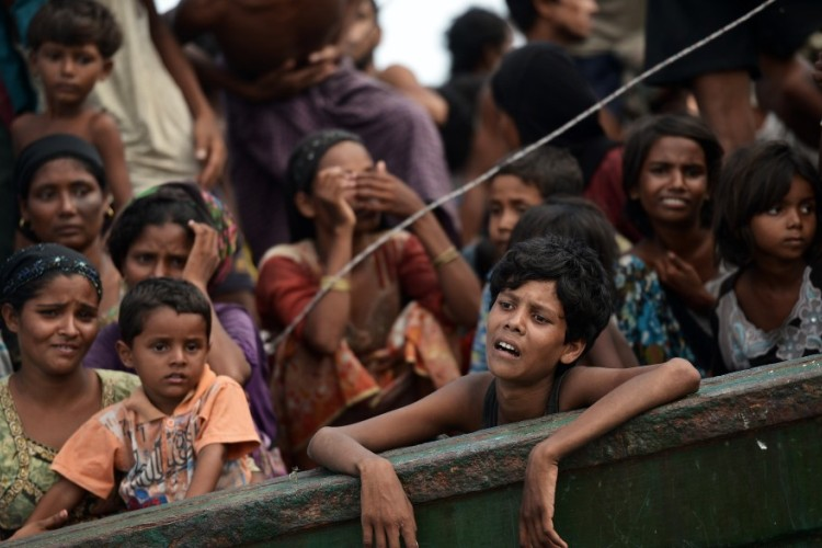 Philippines may open doors to Rohingya refugees
