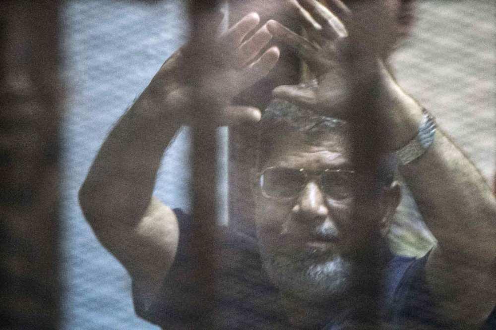 Egyptian court sentences Ex-President Mursi to death