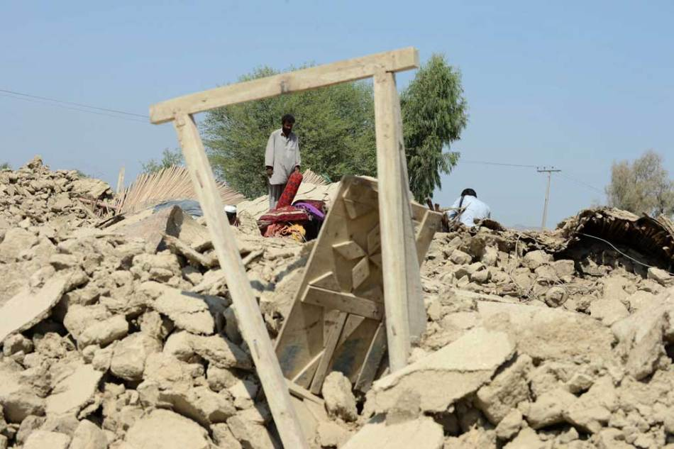 Earthquake in Pakistan, death toll rises to 380