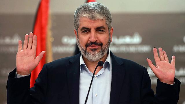 UK: Hamas leader Khaled Mashal invited to UK for long-term truce talks