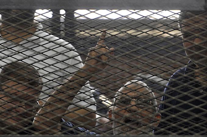 Brotherhood leader jailed for 25 years
