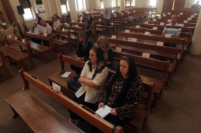 France offers asylum to Iraqi Christians