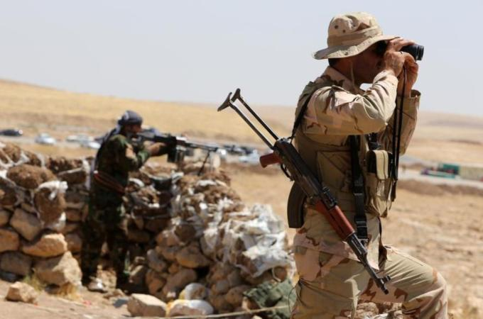 US sends 130 more military advisers to Iraq