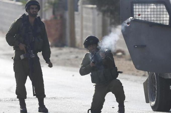 Middle East Israeli troops target Palestinian suspects