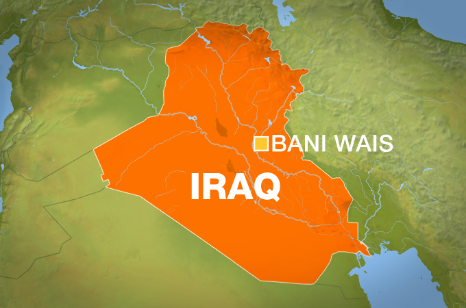 Scores dead in attack on Sunni mosque in Iraq