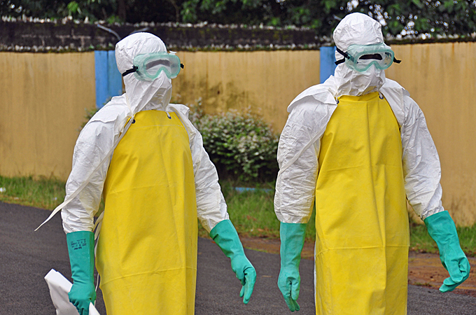 Ebola 'has killed 120 health workers'