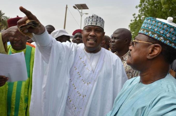 Niger political leader flees baby abuse probe