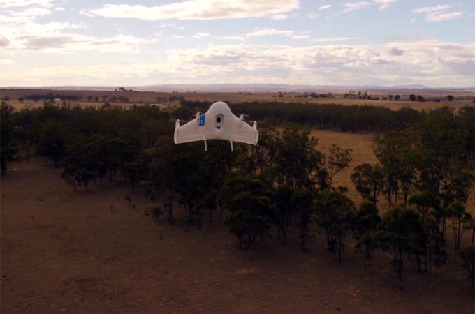 Google drones: tech giant plans robot fleet