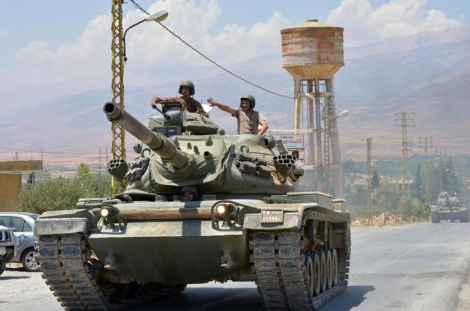 Clashes as Lebanon-IS truce collapses