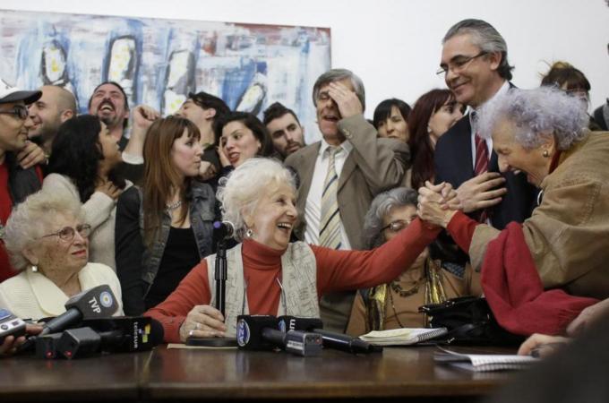 DNA test solves Argentina 'dirty war' riddle
