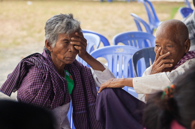 Cambodia jails Khmer Rouge leaders for life